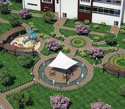 Site Bahçe Peyzaj Uygulamaları